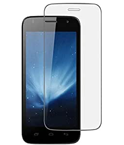 SNOOGG Pack 2 Xolo Q710Full Body Tempered Glass Screen Protector [ Full Body Edge to Edge ] [ Anti Scratch ] [ 2.5D Round Edge] [HD View] - White