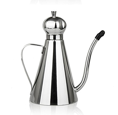 Homecube Stainless Steel Conical Cruet Set Soy Sauce