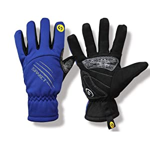 Cycling equipment riding outdoor sports Long finger gloves Comfortable warm gloves by MAYSU