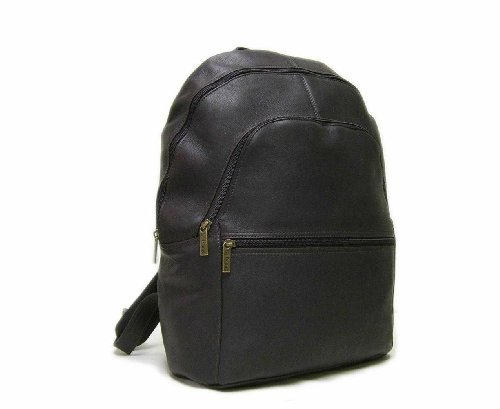 B00267BQAI Le Donne Leather Computer Back Pack РCaf̩
