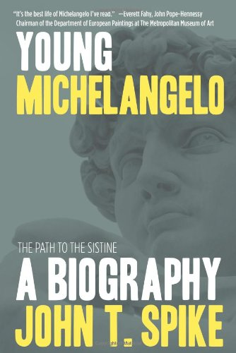 Young Michelangelo: The Path To The Sistine: A Biography front-21169