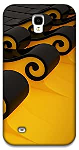 The Racoon Grip 3d -pattern hard plastic printed back case / cover for Samsung Galaxy Mega 6.3