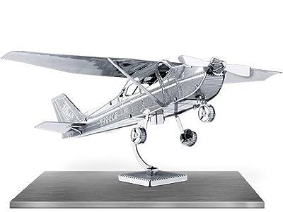Metal Earth 3D Metal Model - Cessna 172(Skyhawk)