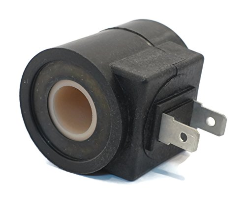 Snow Plow Control Valve Coil for Western / Fisher Uni Mount, Flo-Stat, Straight Blade (A Coil Fisher Plow compare prices)