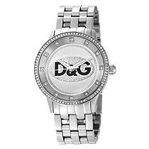D&G Dolce & Gabbana Unisex DW0145 Prime Time Analog Watch