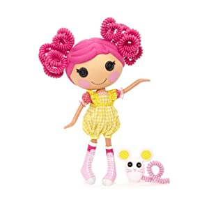 MGA Lalaloopsy Silly Hair Doll Crumbs Sugar Cookie