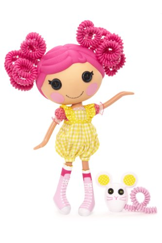 Lalaloopsy Silly Hair Doll Crumbs Sugar Cookie