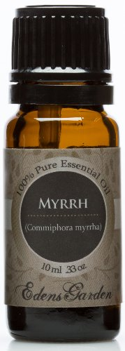 Myrrh 100% Pure Therapeutic Grade Essential Oil- 10 Ml