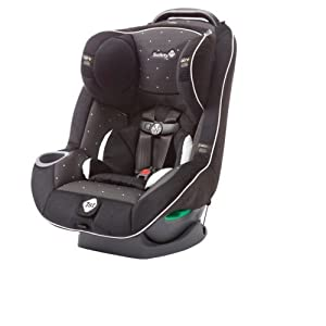 Safety 1st Advance 70 Air+ Convertible Carseat - Black