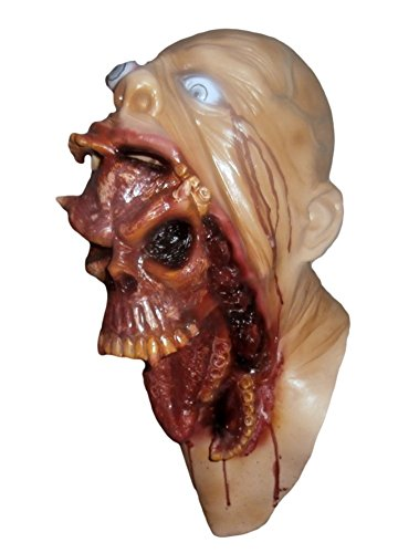 Halloween Mask - Blurp Charlie Overhead Latex Adult Costume Prop