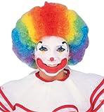 Clown Wig, Multi-color