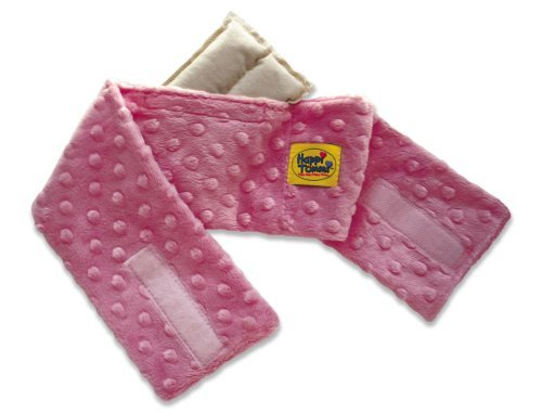 Colic And Gas Relief Herbal Waistband-Pink + 3 Extra Herbal Refill Pack'S
