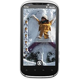 HTC Amaze 4G Android Phone, Black (T-Mobile)