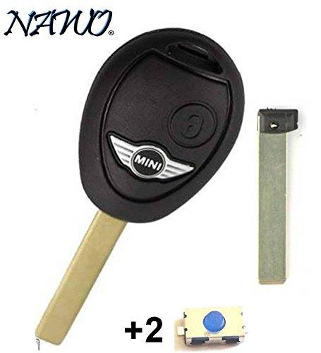 coque-de-cle-plip-2-boutons-pour-telecommande-mini-cooper-s-d-one-clubman-sans-logo-2-boutons-switch