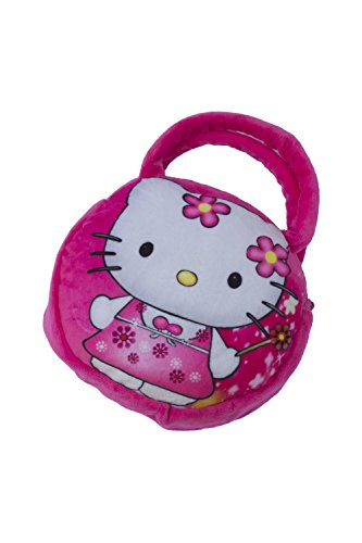 Hello-Kitty-Soft-Plush-Handbag-Purse-for-Kid-Toddler