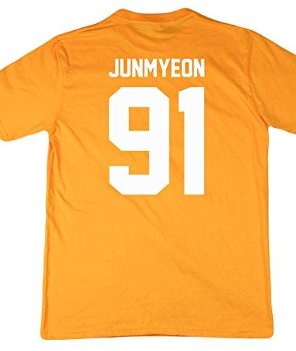 hippowarehouse-junmyeon-91-printed-on-the-back-unisex-short-sleeve-t-shirt