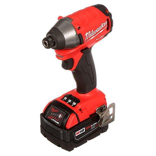 Milwaukee electric tool 2653 22 m18 18v impact drive kit for Milwaukee motor vehicle department