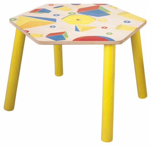 Plan Toys Play Around - Table - Buy Plan Toys Play Around - Table - Purchase Plan Toys Play Around - Table (Plan Toys, Home & Garden,Categories,Furniture & Decor,Furniture,Kids' Furniture,Tables)