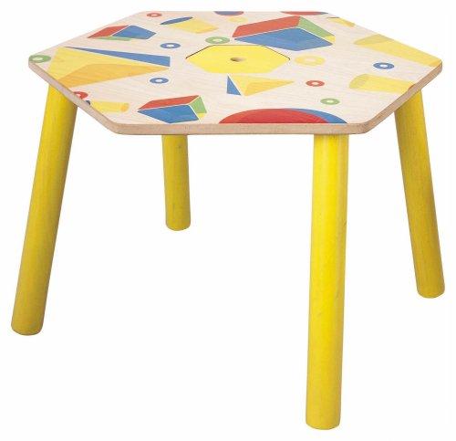 Plan Toys Play Around - Table - Buy Plan Toys Play Around - Table - Purchase Plan Toys Play Around - Table (Plan Toys, Home & Garden,Categories,Furniture & Decor,Furniture,Kids' Furniture,Tables)