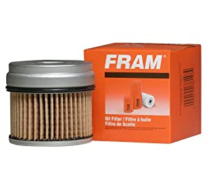 Fram CH8481 Extra Guard Passenger Car Cartridge Oil Filter, Pack of 1