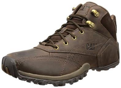 Cat Footwear GUSTON P716568, Herren Sneaker, Braun (MENS DARK BROWN), EU 45 (UK 11) (US 12)