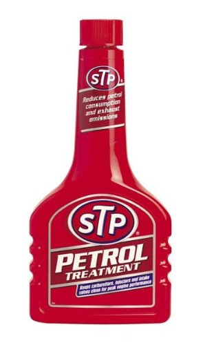 STP Car Petrol Treatment reduces fuel consumption 250ml