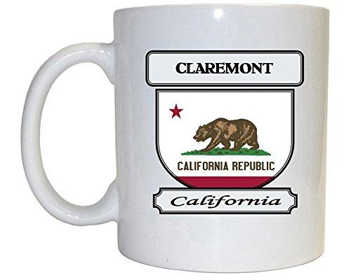 Claremont, California (CA) City Mug (Ca Mug compare prices)