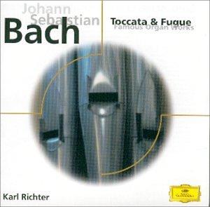 Toccata & Fugue-Famous Organ W