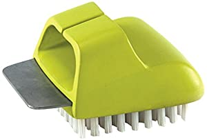 Charcoal Companion CC4108 Salt Block Cleaning Brush Charcoal Companion