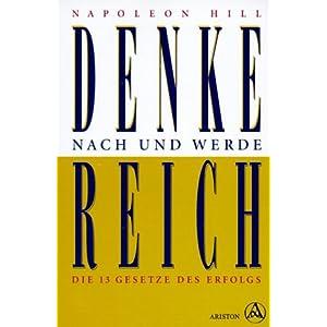 eBook Cover für  Denke nach und werde Reich Die 13 Gesetze des Erfolgs