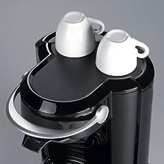 SEVERIN KA 5155 Kaffee-Padautomat schwarz Testsieger Stiftung Warentest 12/2009 Gut (2,2)