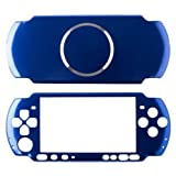 Generic Aluminum Hard Case Cover Shell Guard Protector Compatible for Sony PSP 3000 Slim Console Color Light Blue