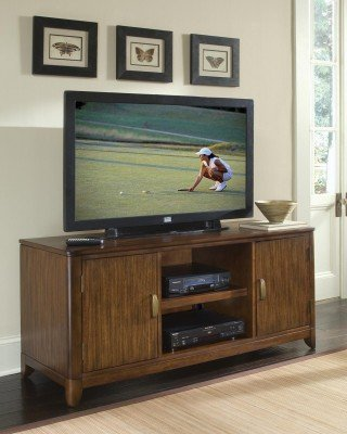 Cheap Home Styles Paris TV Stand in Mahogany (5540-12)