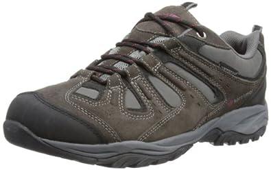 Karrimor Mens Supa 2 Weathertite Trekking and Hiking Shoes K564-BLC Black Sea 7.5 UK, 41.5 EU, 8.5 US