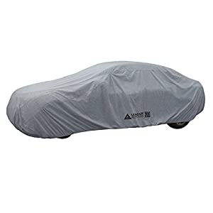 Leader Accessories Xguard 5 Layers Car Cover Waterproof Breathable Outdoor Indoor by Leader Accessories