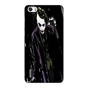 Unicovers Zombie Hunk Back Case Cover for Honor 6