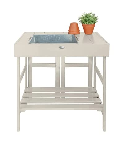Esschert Design USA Potting Table As You See