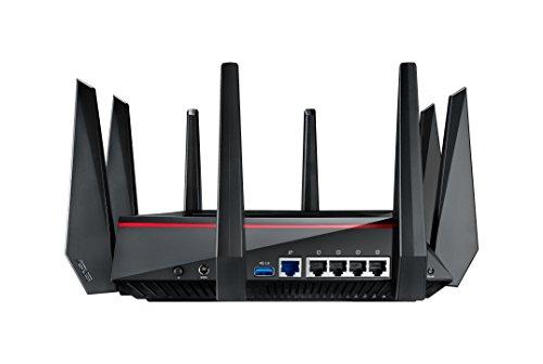 Asus RT-AC5300 Tri-band 4x4 Gigabit Wireless