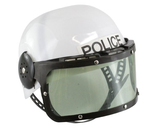 "Educational Insights Kid's ""Police"" Helmet With Visor"