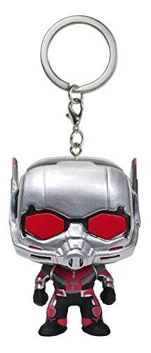 Funko - Porte Clé Captain America - Civil War - Ant-Man Pocket Pop 4cm - 0849803095154