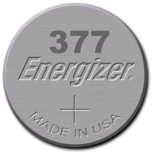 Energizer Pile Silver Oxide 377/376 FSB-1