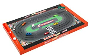 Power Pro Speedway Electric Racing Game