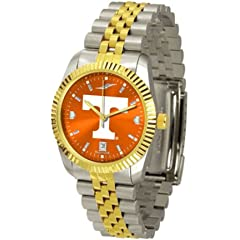 Tennessee Volunteers Executive AnoChrome Mens Watch by SunTime