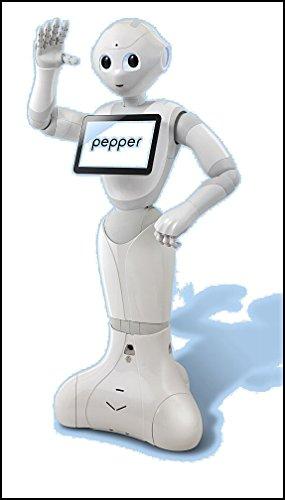 ロボット「ペッパー君」の安すぎる時給が人間の仕事を奪う? ペッパーと人間の給料を比較してみた。 1番目の画像