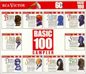 Mozart - Basic 100 Sampler - Zortam Music