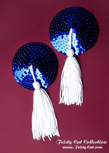 nippel-pasties-mit-tassels-burlesque-blau-weiss