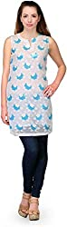 Belle Embellished Women's Tunic (BC - 49_36)