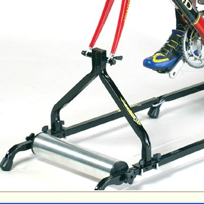 Cycle-Ops Front Fork Stand For Rollers Black