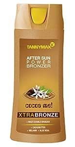 Tannymaxx Xtra Bronze After Sun Power Bronzer, 1er Pack (1 x 250 ml)