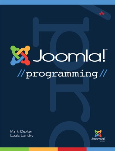 Joomla! Programming (Joomla! Press)